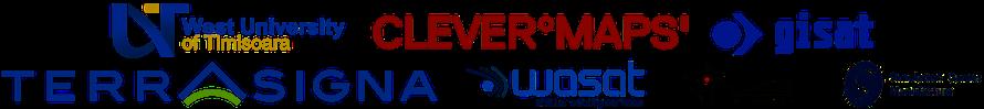 EO4SEE consortium logos